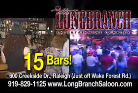 Longbranch 15 Bars