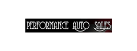 Performance Auto Sales